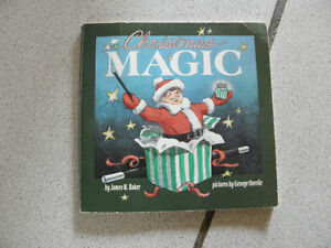 Christmas Magic by James W. Baker