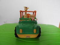 Fisher-Price Little People Safari Play Set