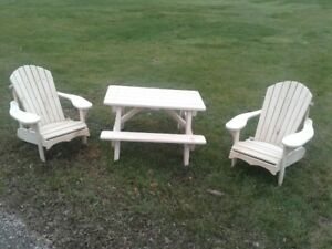 Childrens Muskoka Chairs