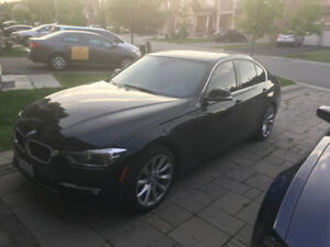 2017 BMW 330i lease takeover $513 tax in!