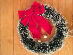 Medium Christmas crown - Couronne de Noel moyenne