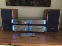 Technics HIFI stereo unit
