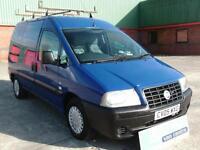 2005 Fiat SCUDO D Manual Panel Van