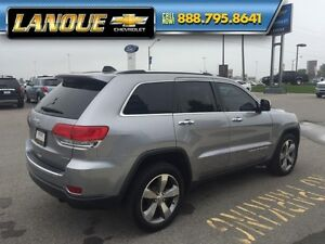 "2015 Jeep Grand Cherokee Limited   SUNROOF-20"" WHEELS-GREAT PRIC Windsor Region Ontario image 8"