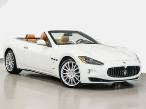 2011 Maserati GranTurismo Convertible END OF SUMMER PRICING