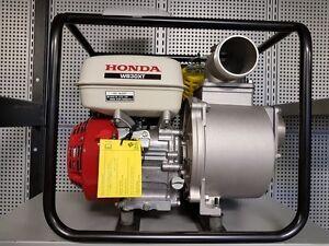 2016 Honda WB30X