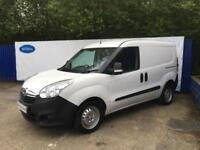 2013 63 Vauxhall Combo 1.3CDTi 16v ( 90PS ) L1H1 Combo 2000 Van