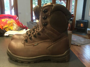Red wing work boots new