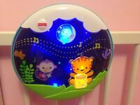 Fisher Price Glow Motion Soother (RRP£35)