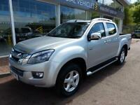 Isuzu D-Max 2.5 Td 165ps Utah 4x4 Double Cab Pickup Pick-Up