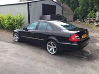 2006 Mercedes E280 CDI Avantgarde - **Immaculate Car!!** Not 530d 330d e320 e270 a6 320d a4 etc