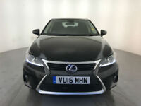 2015 LEXUS CT200H ADVANCE AUTOMATIC HYBRID 1 OWNER SERVICE HISTORY FINANCE PX