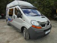 Renault Trafic Freedom 2 Berth Centre Dinette For Sale