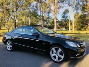 FINANCE FROM $81 PER WEEK* - 2010 MERCEDES BENZ E250 CGI ELEGANCE LOAN Parramatta Parramatta Area Preview