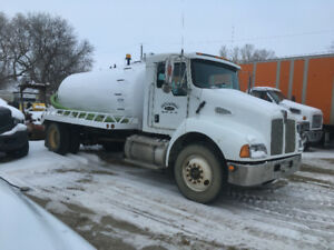 2003 t300 septic truck
