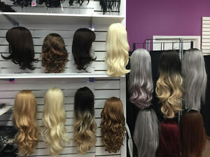 WIGS & REAL HUMAN HAIR EXTENSIONS STORE IN ST. JOHNS NOW OPEN