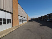 Saint Laurent, Montreal, Laval , Dorval etc. Warehouse/ Entrepot