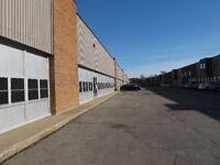 Saint Laurent, Montreal, Laval , Dorval etc. Warehouse/ Entrepot