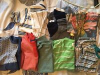 Boys clothes age 4-5 14 items!