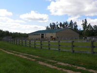 HORSE BOARDING FACILITY FOR LEASE
