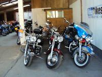 Harley-Davidson/Honda/Yamaha/Suzuki/Triumph/Ducati/ URGENTLY REQUIRED