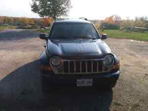 2006 Jeep Liberty SUV, Crossover OBO