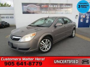 2007 Saturn Aura XE  AS IS (UNCERTIFIED) AS TRADED IN