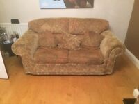 2 seater sofa bed FREE