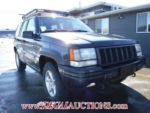1998 JEEP GRAND CHEROKEE  4D UTILITY 4WD 5.9L