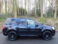 2007 Land Rover Freelander 2 2.2Td4 auto HSE 4x4..VERY HIGH SPEC.. 'HST' BODYKIT