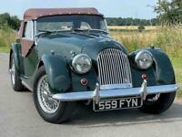 1963 Morgan Plus 4 2138cc manual convertible