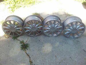 Ford Windstar Alloy Rims and Bolt Covers
