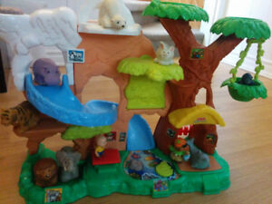 Fisher-Price Little People Zoo Talkers Animal Sounds Zoo&Animals