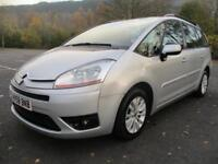 Citroen C4 Picasso Grand VTR Plus HDi Egs DIESEL SEMIAUTOMATIC 2008/58