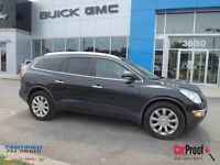 2012 BUICK ENCLAVE AWD, TV-DVD, NAVIGATION,