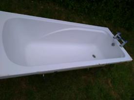 Upycle Pond/Raised Bed (Used Bath)