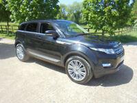 Land Rover Range Rover Evoque 2.2SD4 2012MY Prestige