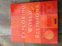 Exploring World Religions The Canadian Perspective HRT3M text