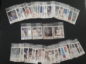 Complete Set 1988-89 Frito-Lay NHL Hockey Stickers
