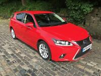 2015 LEXUS CT200h ADVANCE 1.8 HYBRID (AUTO) - WITH SAT NAV