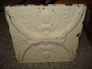 Antique, Vintage Ceiling Tile