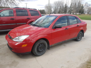 2002 Ford Focus Se Safetied