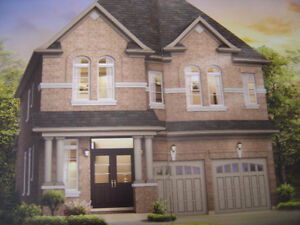 Beautiful, luxury, new detached house in Oakville