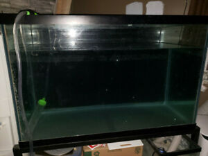 150 Gallon Aquarium with Iron stand