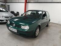 VOLKSWAGEN GOLF 1.4 E* 2002*GENUINE 36,000 MILES* 1 OWNER*FULL V/W S/HISTORY