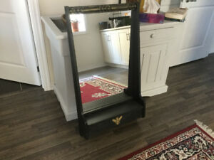 Decorative Painted  Mirror
