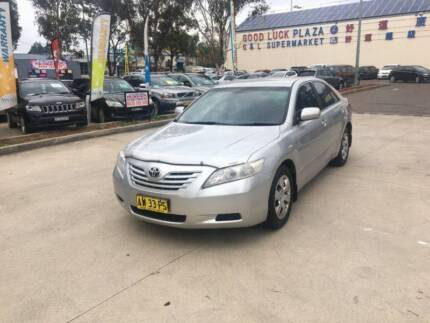 2007 Toyota Camry Automatic 4 cylinder  3 month rego Mount Druitt Blacktown Area Preview