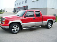 2007 Chevrolet Other LS Pickup Truck EXT CAB 4X4
