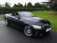 BMW 4 SERIES 420D M SPORT CONVERTIBLE 2014/64