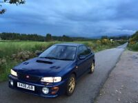 Lovely Subaru Impreza Turbo